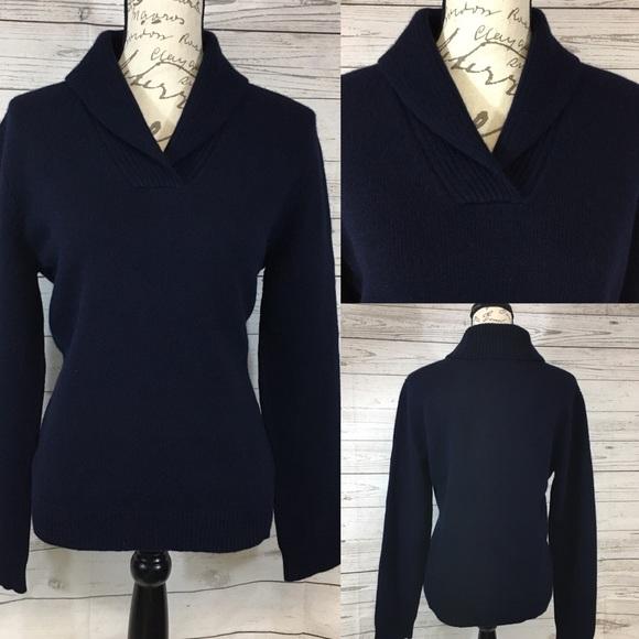 Lauren Ralph Lauren Sweaters - Lauren Ralph Lauren Merino Wool Cashmere Sweater